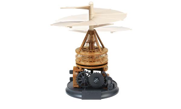 Maquettes Leonardo da vinci