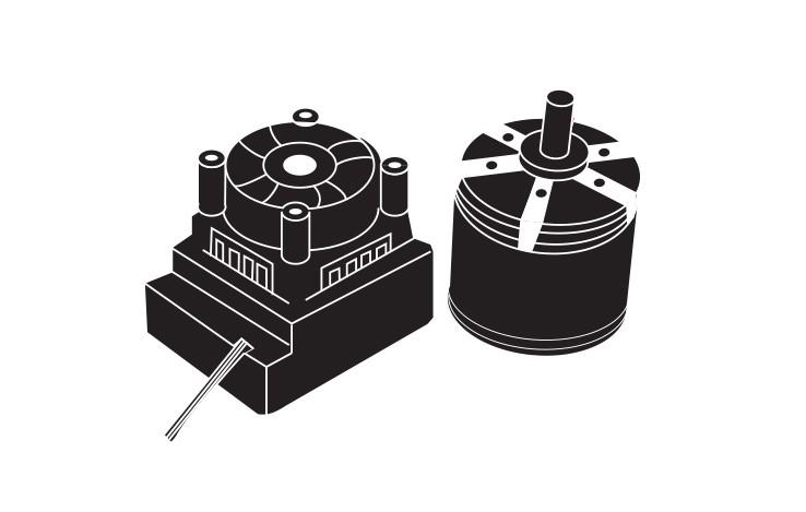 Motorisation électrique