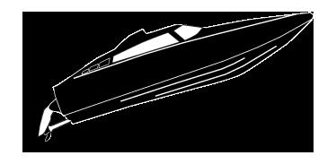 Bateaux RC à moteurs