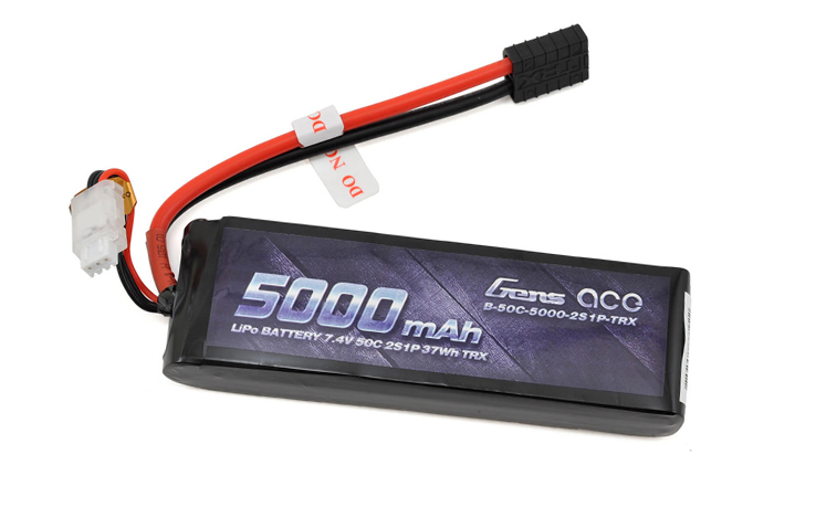 Batteries et chargeurs compatibles Traxxas