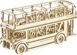 Maquettes et Puzzles 3D en Bois