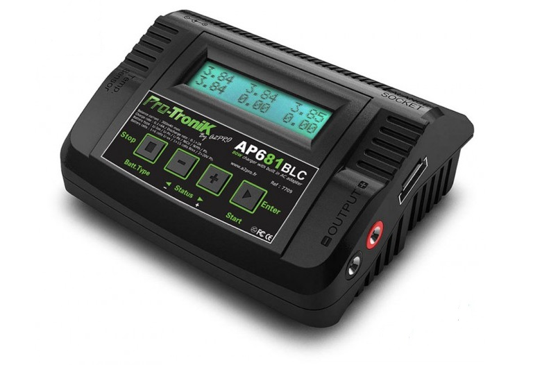 Chargeurs de Batteries NIMH et Li-Po