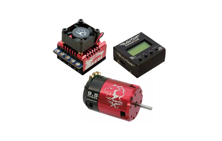 Combos Motorisation Brushless voitures