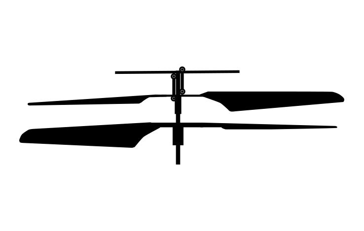 Pièces détachées Hélicoptères Blade
