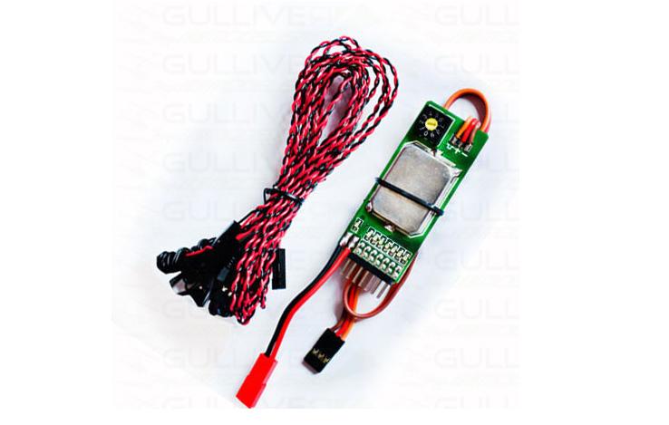 Interrupteurs de commande / Switch RC