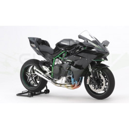 Maquette Kawasaki Ninja H2R 1/12