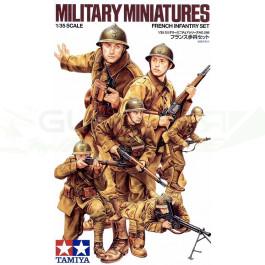 Infanterie francaise 2eme gm