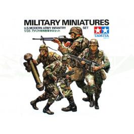 Infanterie moderne us (1/35)