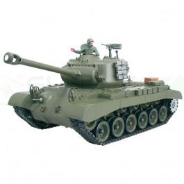 Char d'assaut RC 1/16 Snow Leopard complet (bruit/fumée)
