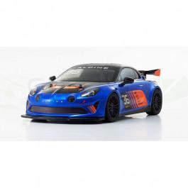 Carrosserie Alpine GT4 1/10 Transparente