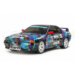 TT-01E Nissan Syline GT-R R32 HKS GR.A KIT