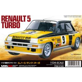 Renault 5 Turbo Rally M05Ra Tamiya