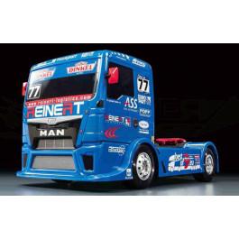 Camion RC MAN TGS Reinert Racing TT01E 1/14
