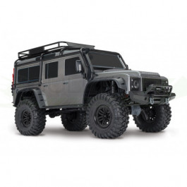 TRX-4 LAND ROVER Scale Crawler Defender Gris RTR Traxxas