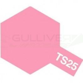 Bombes de peinture Rose Brillant TS25 Tamiya