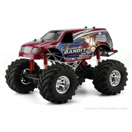 Carrosserie Scarlet Bandit 4x4