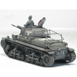 Maquette de Command Tank Pz.Kpfw.35(t) 1/35