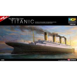 Maquette de TITANIC MCP 1/400