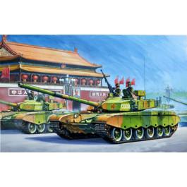 Maquette de PLA ZTZ 99 MBT 1/35
