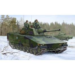 Maquette de Sweden CV90-40 IFV 1/35
