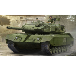 Maquette de Leopard C1A1 (Canadian MBT) 1/35