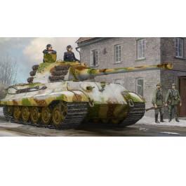Maquette de Pz.Kpfw.VI Sd.Kfz.182 Tiger II 1/35