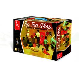 Kit d'accessoires de garage Tip top shop 1/25