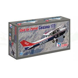 Maquette de Civil air patrol Cessna 172 1/48
