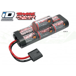 Accus serie 5 id power cell 8,4v ni-mh 7 elements 5000 mah (6+1)
