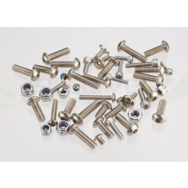 Kit de materiel acier inoxydable spartan