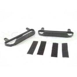 Protection latérales Slash 4x2 noires