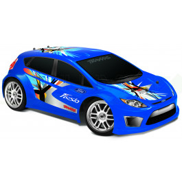 Ford fiesta - 4x4 - 1/16 brushed Traxxas