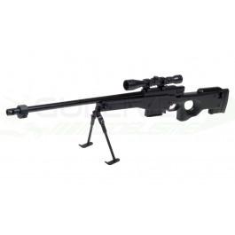 Miniature statique sniper AW