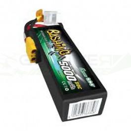Batterie LI-PO 50C 5000MAH 14.8V XT90 BASHING