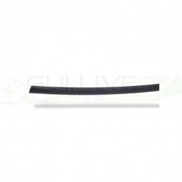 Tube gaine Thermoretractable 8mm noir - 1m