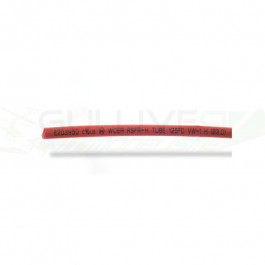 Tube gaine Thermoretractable 3mm rouge - 1m