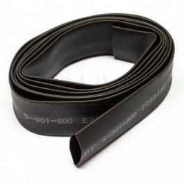 Tube gaine Thermoretractable 10mm noir - 1m