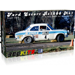 Ford Escort RS1600 MK1 Roger Clark Belkits