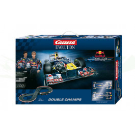 Circuit Carrera Red Bull Double Champs