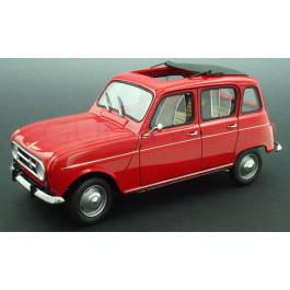 Maquette de Renault 4L 1/24