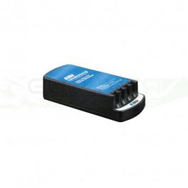 Chargeur Celectra 4-Accus 1-Elément 3.7V 0.3A DC Li-Po