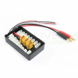 Platine de charge/équilibrage multiple prise XT60