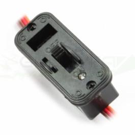 Interrupteur JR avec LED Etronix