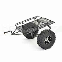 Remorque aluminium pour crawler