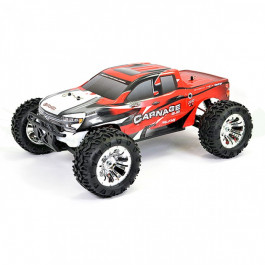 Ftx carnage 2.0 rouge brushed truck 4wd RTR