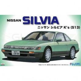 Maquette de Nissan Silvia K's 88 S13 1/24 Fujimi