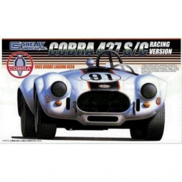 Maquette de Cobra 427 S-C Racing Version 1/24 Fujimi