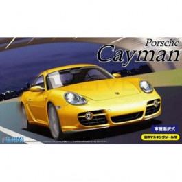 Maquette de Porsche Cayman - Cayman S 1/24 Fujimi