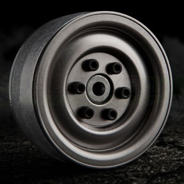 Jantes beadlocks 1.9 SR03 acier brut