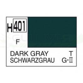 H401 Gris Noir Mat